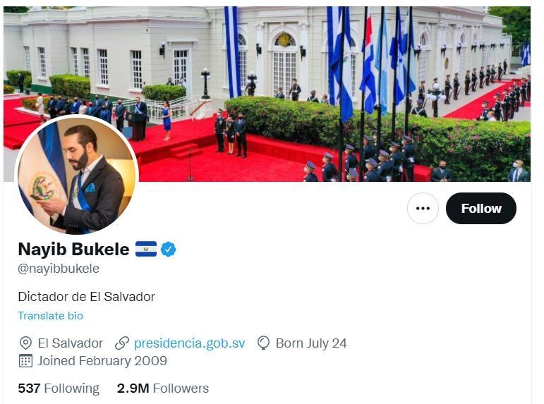 """""""나는 독재자다""""…거침없는 40세 대통령 엘살바도르 부켈레"""