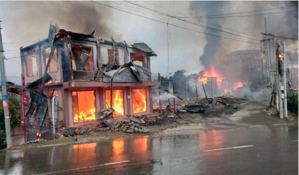 """""""숨진 목사 손가락 자른 뒤 반지 훔쳐가""""…잔혹한 미얀마 군부"""