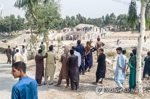 """아프간 동부 검문소 피습…""""탈레반 2명·민간인 1명 사망"""""""
