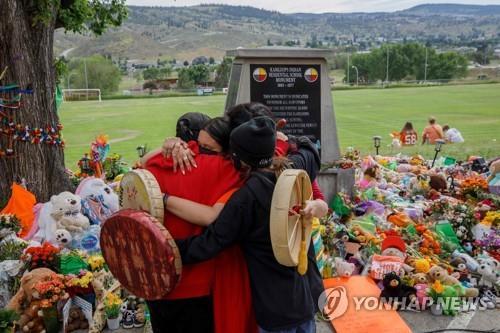 캐나다 가톨릭교회, '원주민 아동 집단 유해' 사건 사과