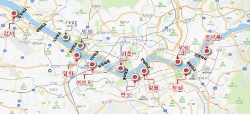 서울시, 한강공원 출구차로 늘리고 사전 정산 확대