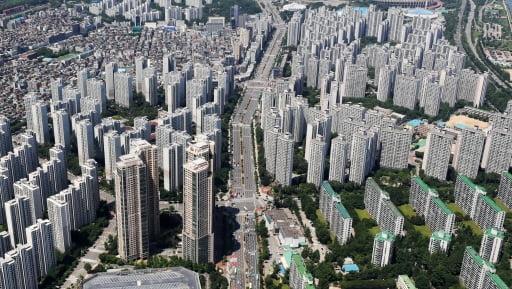 `폭등기 다시 왔다`…수도권 아파트값 7주 연속 역대급 상승