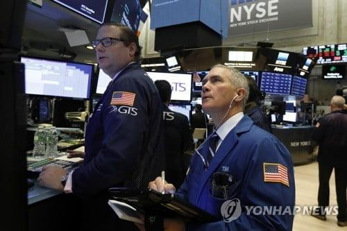 미국증시, S&P500·나스닥 사상 최고치 경신