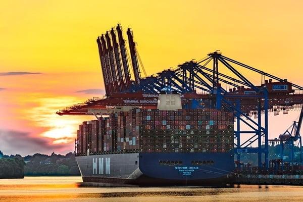 HMM, 세계 최대 컨테이너선 누적 운송량 100만TEU 달성