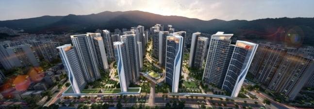 현대건설-현대엔지니어링, 4,900억원 규모 창원 회원2구역 재개발 수주