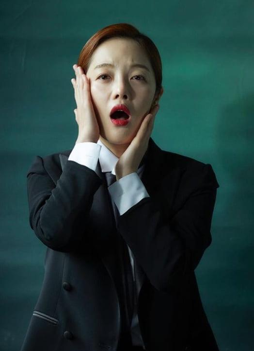 '김용건 아들♥' 황보라, 이 잘생긴 소년은 누구인가 [TEN★]
