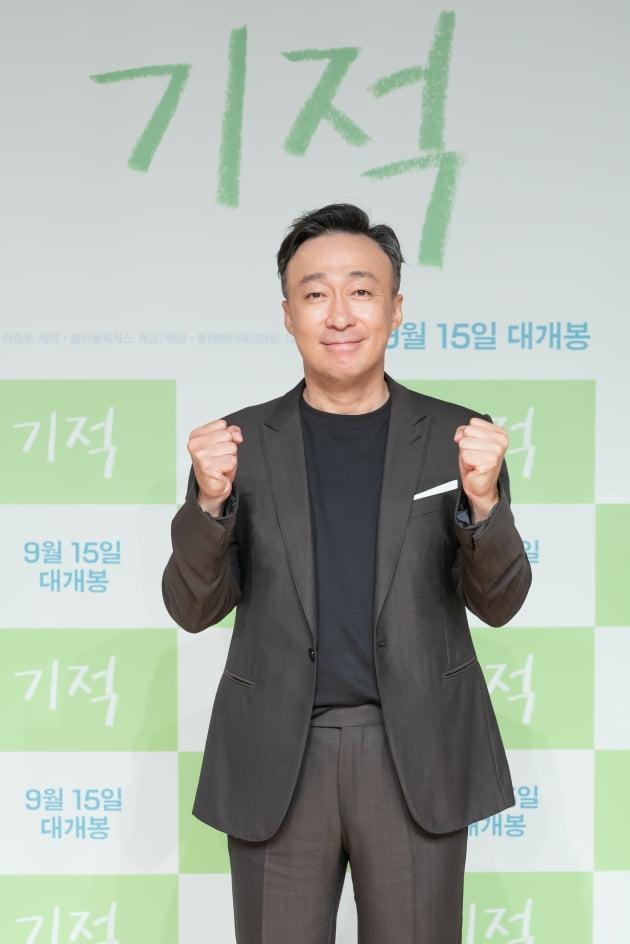 배우 이성민./ 사진제공=롯데엔터테인먼트