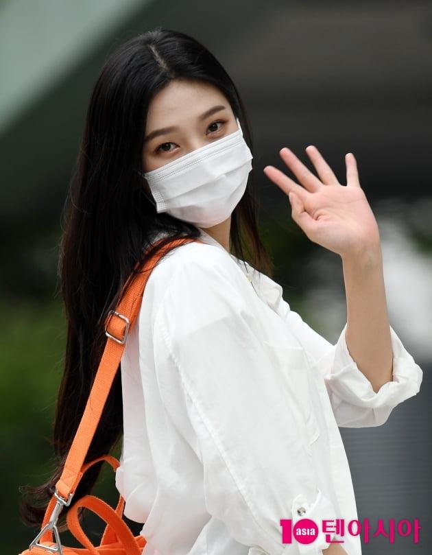 [TEN 포토] 레드벨벳 조이 '일상이 화보'