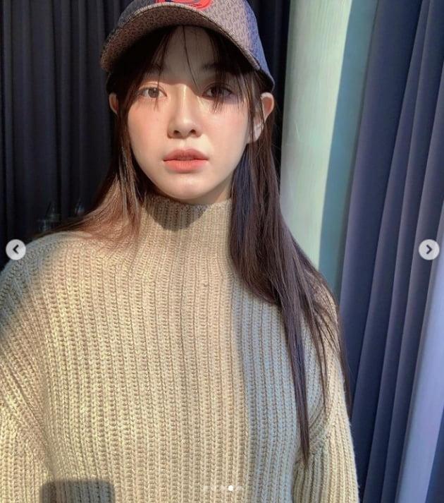 김세정, 신비로운 매력...눈빛으로 말해요[TEN★]