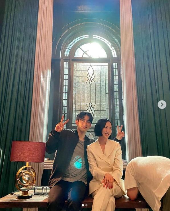 '악마판사' 민정, 누나 잘 챙기는 살가운 동생 진영[TEN★]