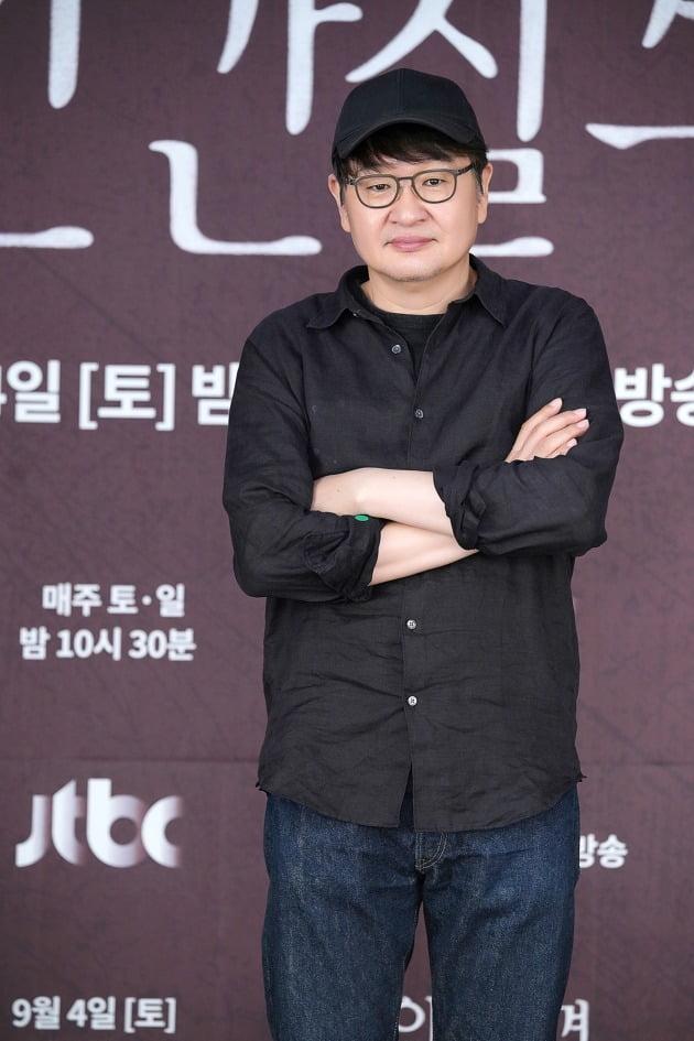 '인간실격' 허진호 감독./사진제공=JTBC