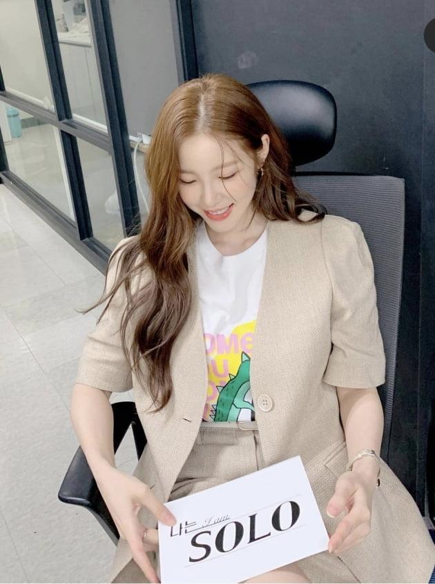 전효성, 수줍은 듯 미소…청순美 터진 가을 여신 [TEN★]