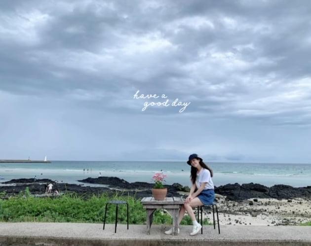 배우 한지민./ 사진=인스타그램