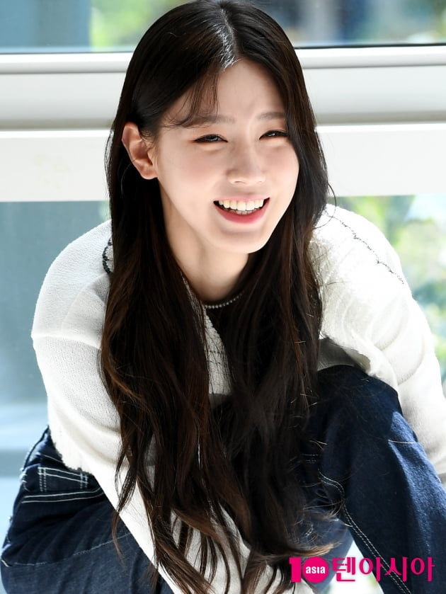 [TEN 포토] 여자아이들 미연 '상큼한 미소'