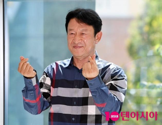 [TEN 포토] 김응수 '믿고 보는 배우'