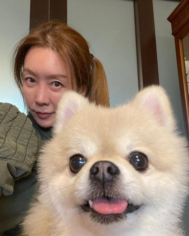 '재미교포♥' 김정은, 홍콩 사니 겉치레 신경 안 써…민낯 셀카도 '자신감' [TEN★]