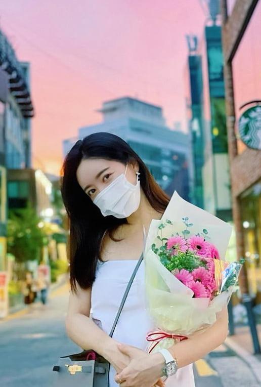 홍수아./ 사진=인스타그램