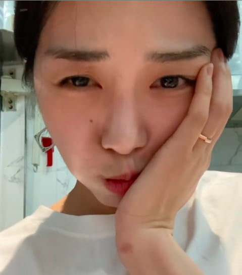 사진=권민아 인스타그램 영상 캡처