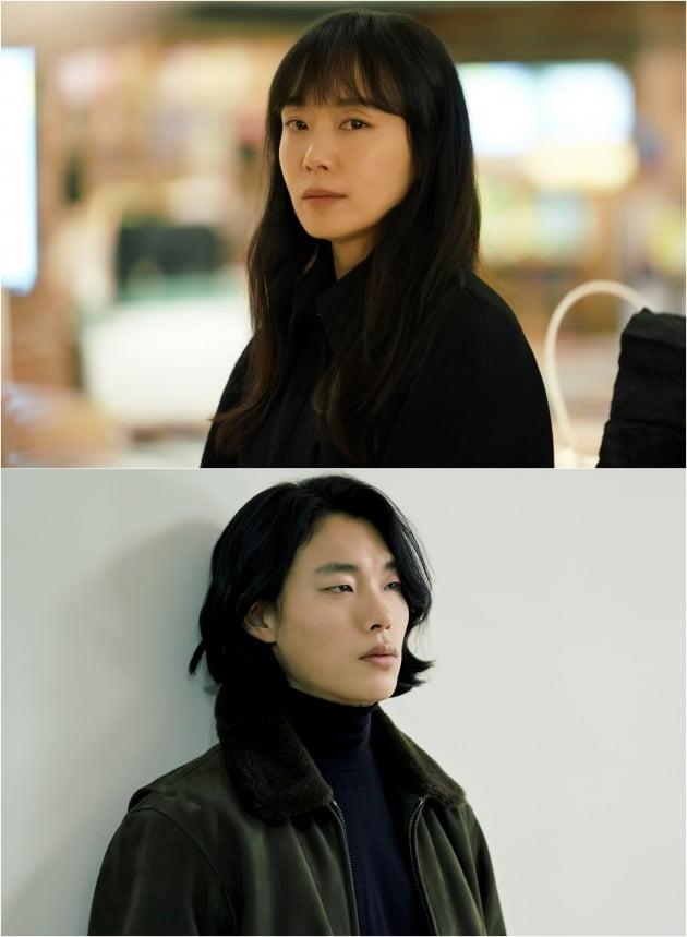 '인간실격' 전도연(위), 류준열 / 사진제공=씨제스엔터테인먼트, 드라마하우스스튜디오