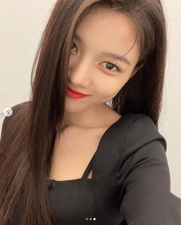 김유정, 청순미녀의 반전...섹시하게~ 위아래 모두 완벽해[TEN★]