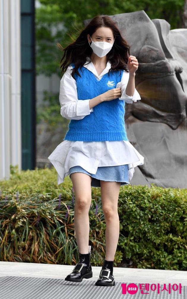 [TEN 포토] 윤아 '바람도 질투하는 미모'(기적)