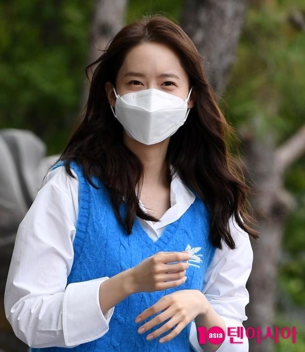 [TEN 포토] 윤아 '꽃사슴 눈망울'(기적)