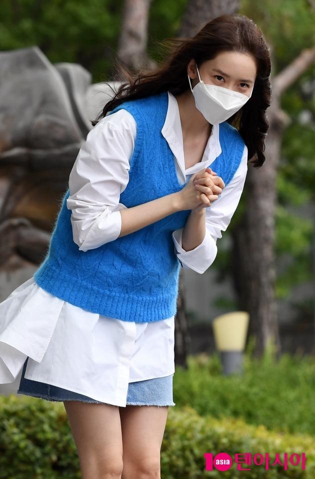 [TEN 포토] 윤아 '여친룩의 정석'(기적)