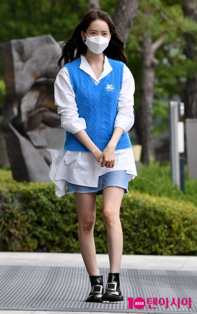[TEN 포토] 윤아 '반할 수 밖에 없는 아름다움'