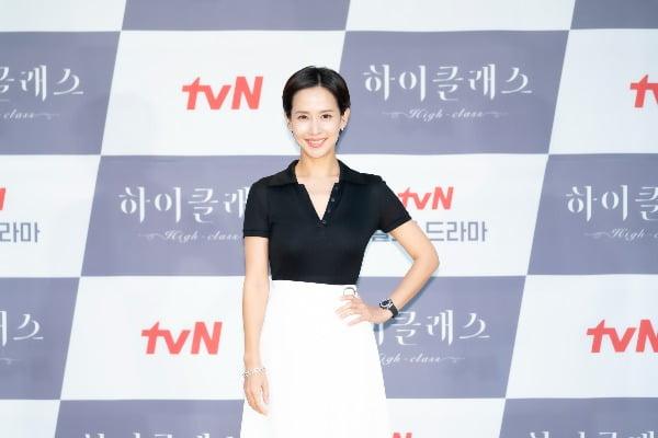 배우 조여정./사진제공=tvN