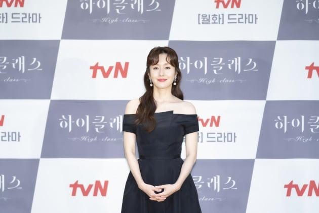 '하이클래스' 김지수./사진제공=tvN