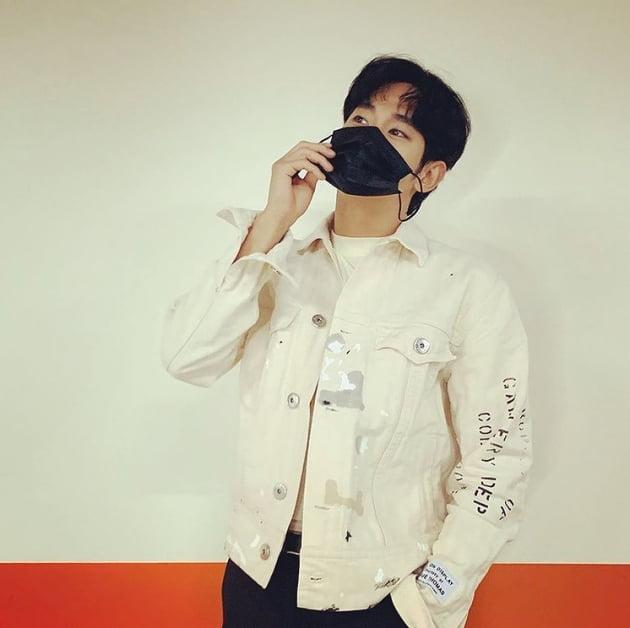 김수현, 마스크를 해도 잘생김...남친미의 정석[TEN★]