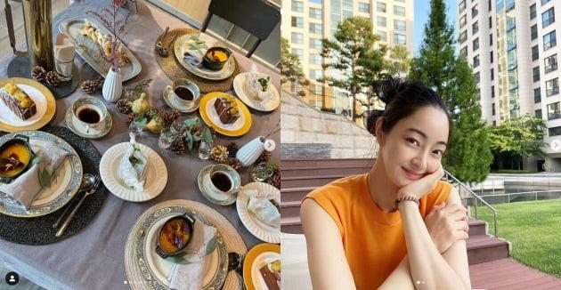 '김수미 며느리' 서효림, 남다른 요리실력...한식 보다 양식 잘하나?[TEN★]