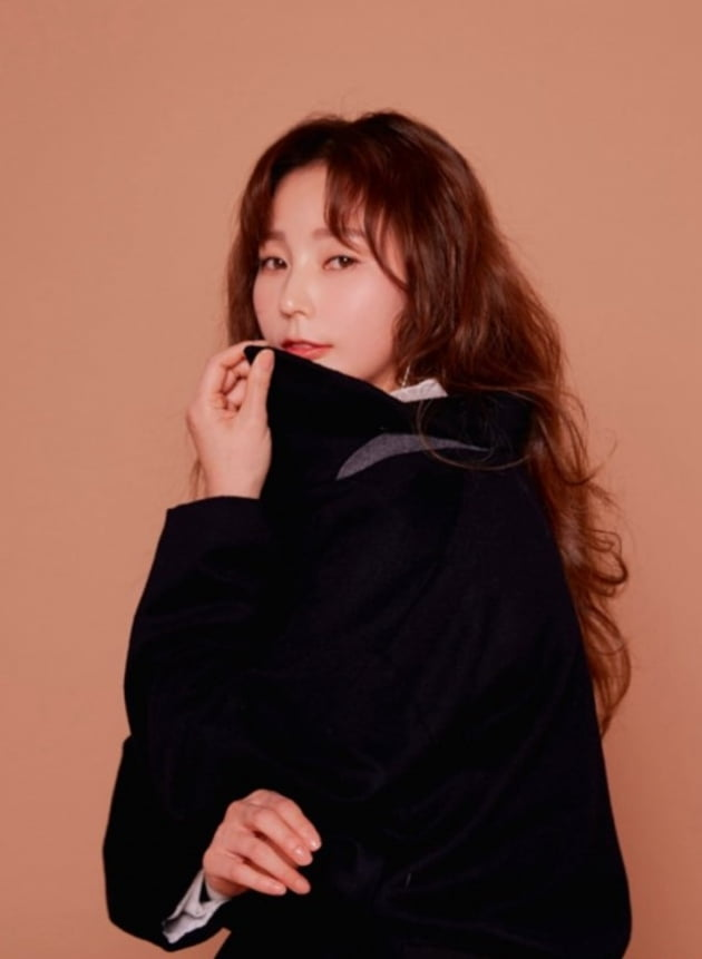 배우 안혜경/ 사진=퍼플엔터테인먼트 제공