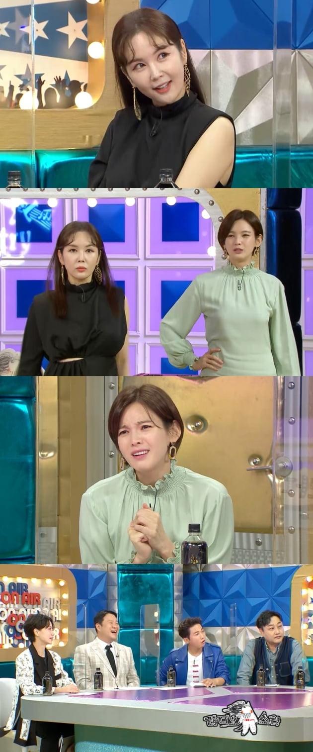 '라디오스타' 장영란/ 사진=MBC 제공