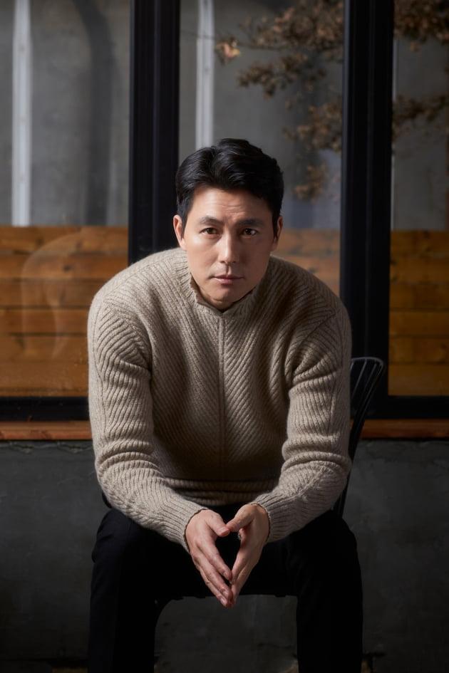배우 정우성/ 사진=아티스트컴퍼니 제공