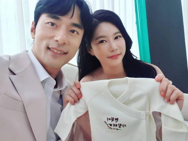 윤주만-김예린./ 사진=인스타그램