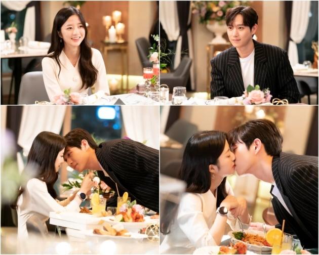 '펜트하우스3' 김현수, 김영대 스틸컷/ 사진=SBS 제공