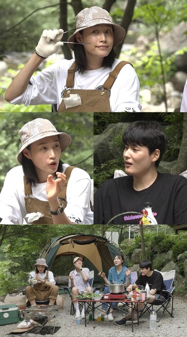 '나혼자산다' 김연경/ 사진=MBC 제공