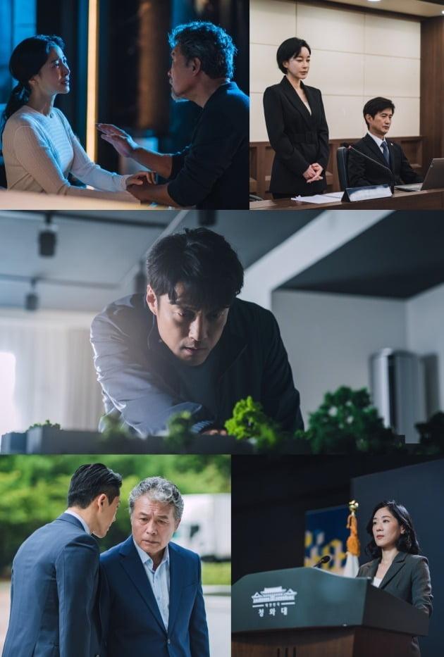 '더 로드' 스틸컷./사진제공=tvN
