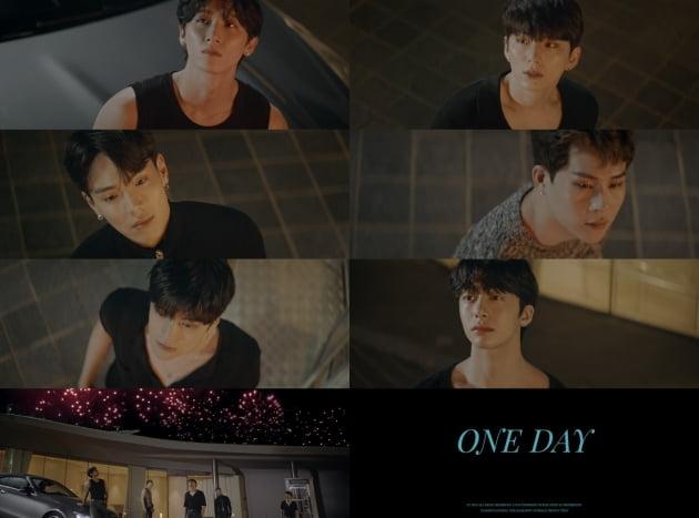 몬스타엑스, 아련한 미남들…美 싱글 'One Day' 티저 공개