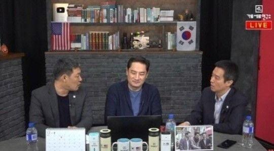 '가세연' 김용호, 결국 석방…강용석·김세의는 아직 조사중 [종합]