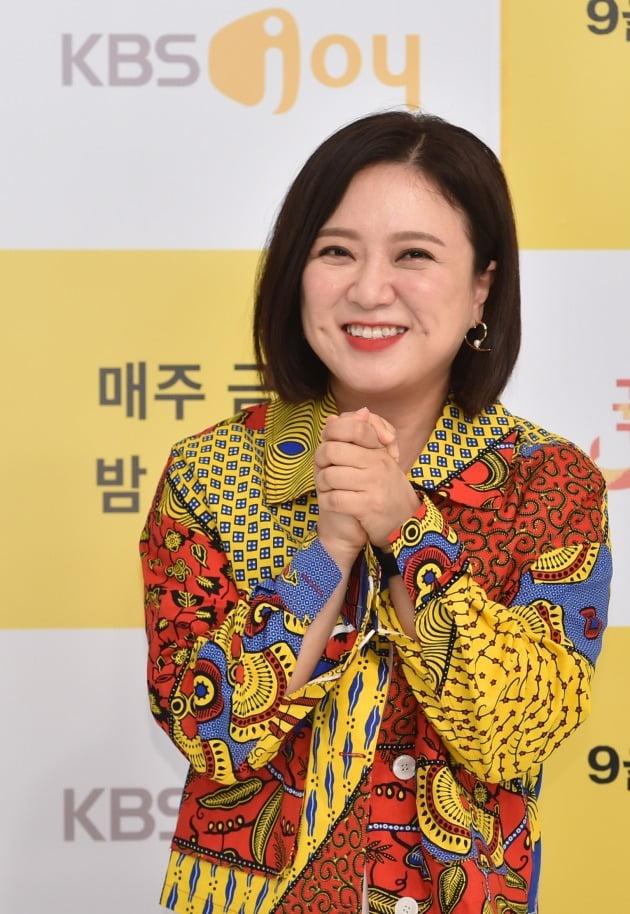 개그맨 김숙./사진제공=KBS Joy '국민 영수증'