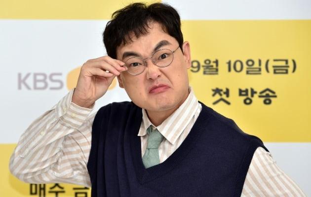 개그맨 박영진./사진제공=KBS joy '국민 영수증'
