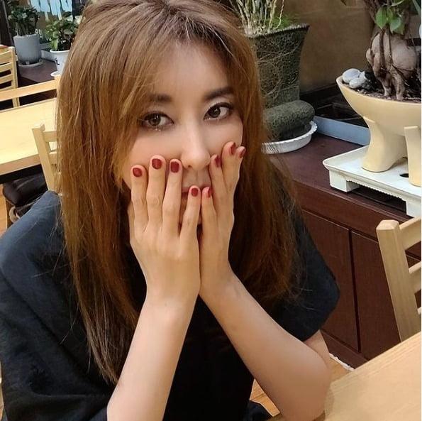 사진=김완선 인스타그램