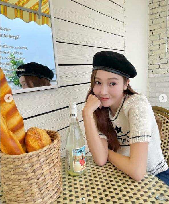 '타일러권♥' 제시카, 청바지+흰티면 충분해...오늘도 이쁨[TEN★]