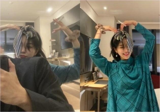 배우 권민아/ 사진=인스타그램
