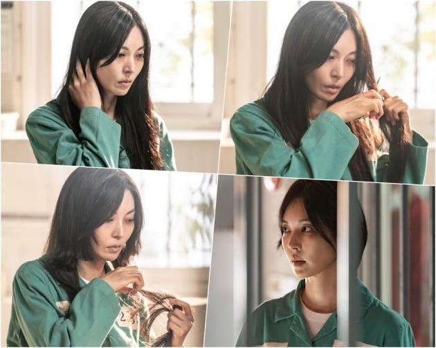 '펜트하우스3' 김소연/ 사진=SBS 제공