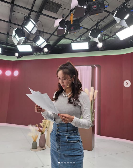 장영란, ♥한의사 남편 귀여운 배웅...오늘도 행복하게 일했습니다[TEN★]