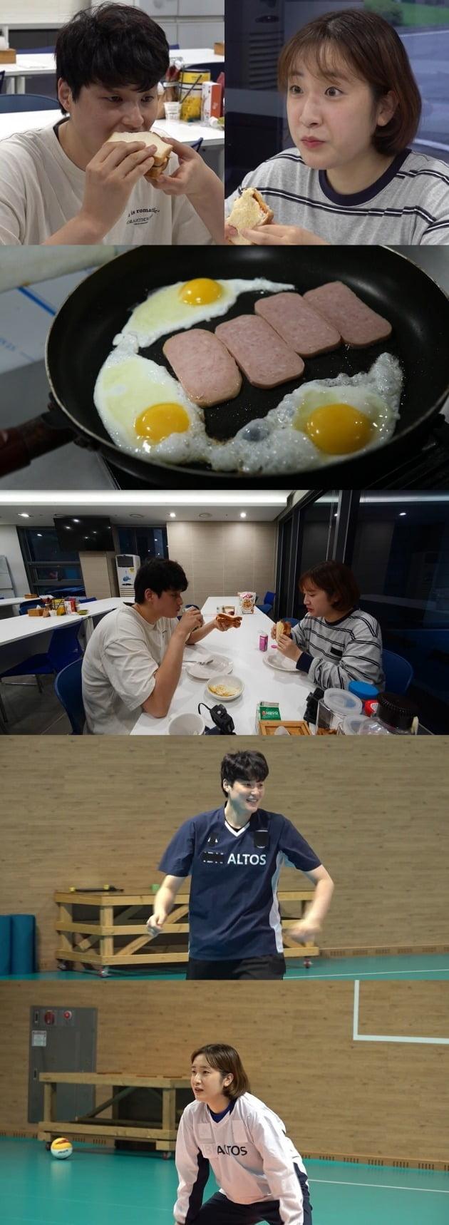 배구 선수 김희진이 '전지적 참견 시점'에 출연한다. / 사진제공=MBC