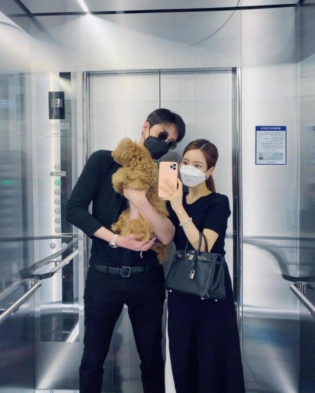 이필립-박현선 부부 / 사진=박현선 인스타그램